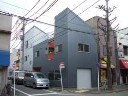 東京都目黒区 大浦邸