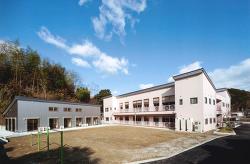 高知県佐川町 児童養護施設さくら園